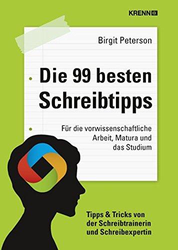 VWA schreiben: Tipps – Die 99 besten Schreibtipps für die vorwissenschaftliche Arbeit, Matura und das Studium - 1